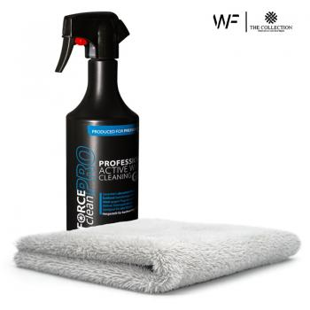 ForcecleanPRO | Wheel Cleaner (750ml) + ULTRA SOFT 350