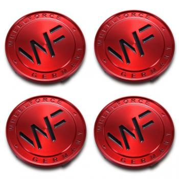 WF FORGED CAP - CANDY RED