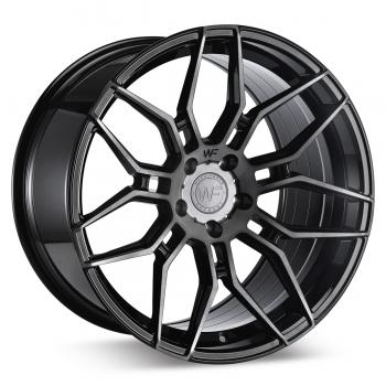 WF CF. 2-FF | 20x9,5 ET25 5x112 | BRUSHED SHADOW