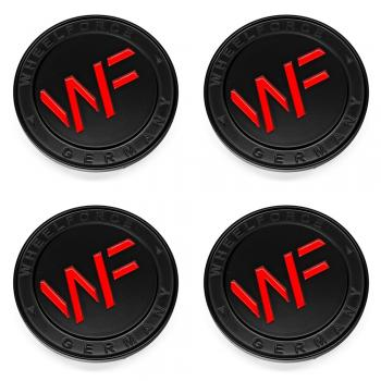 WF FORGED CAP - EDITION BLACK