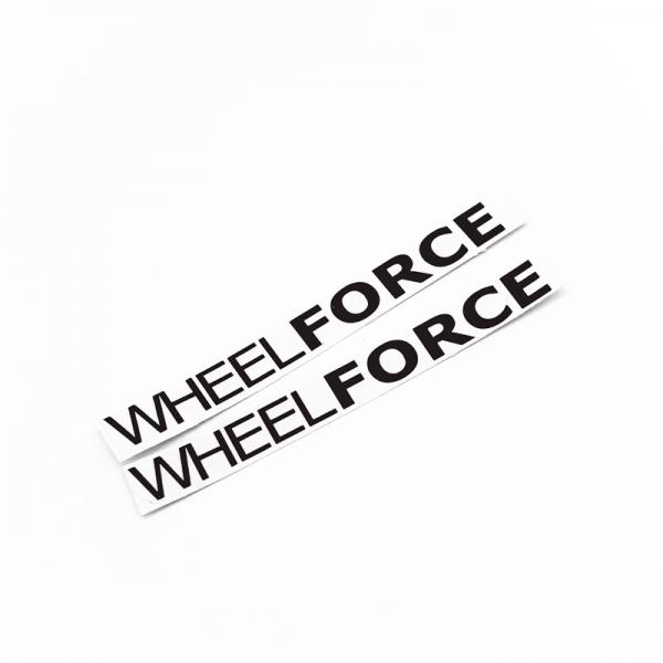 "WF STICKERS | ""WHEELFORCE"" FOLIENSTICKER"